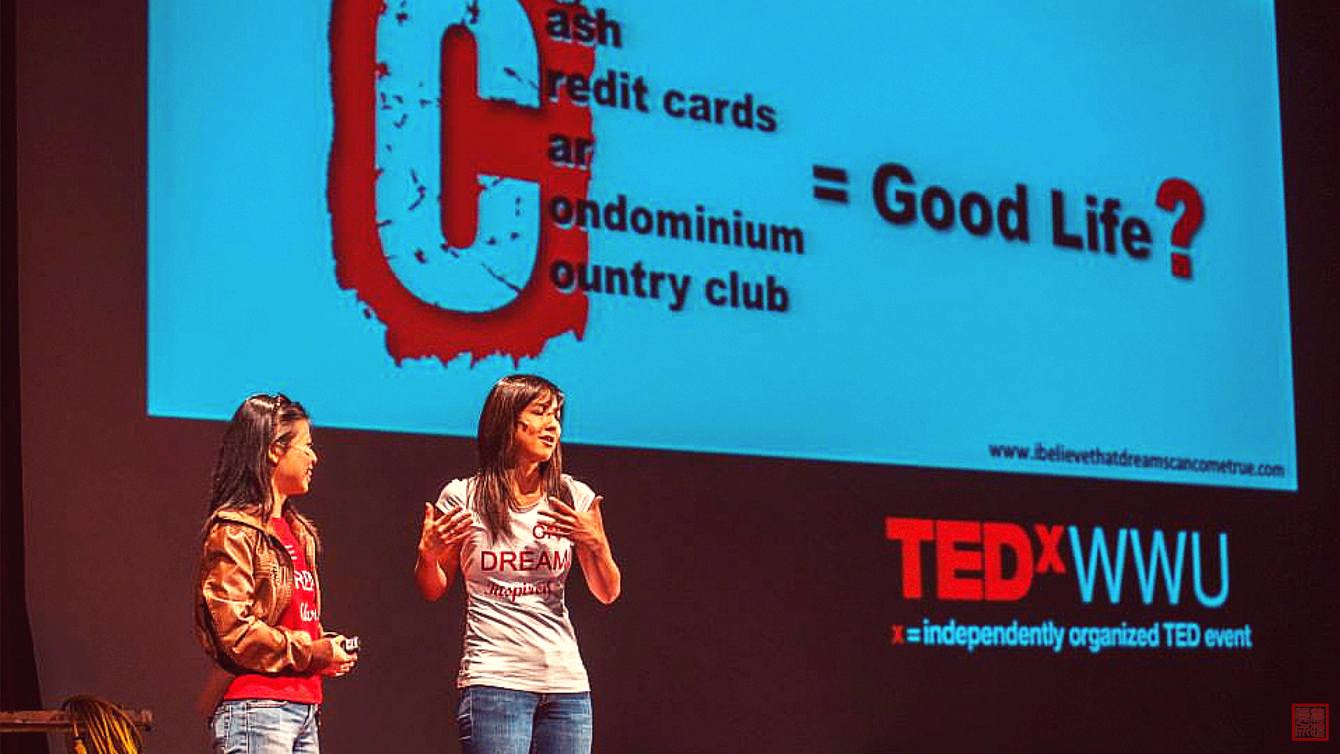 Our second TED Talk